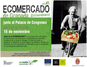 ECOMERCADO GRANADA 16 noviembre